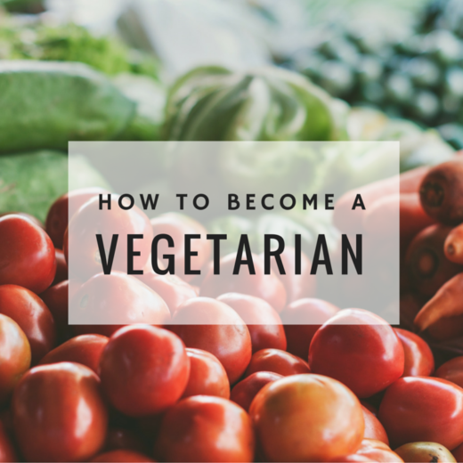 How to Become a Vegetarian | smelltheroses.com