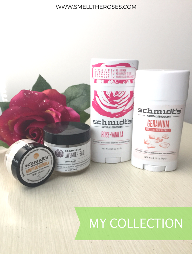 Schmidt's Product Review - smelltheroses.com