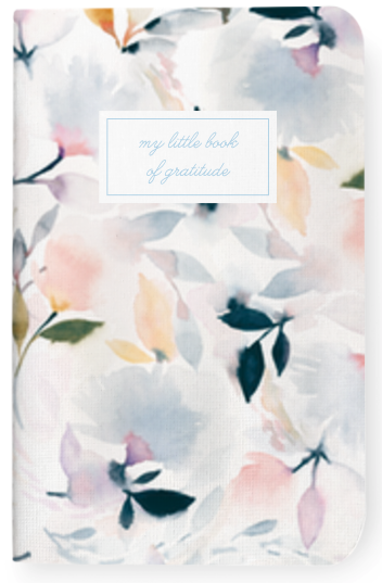 Gratitude Journal Giveaway via smelltheroses.com