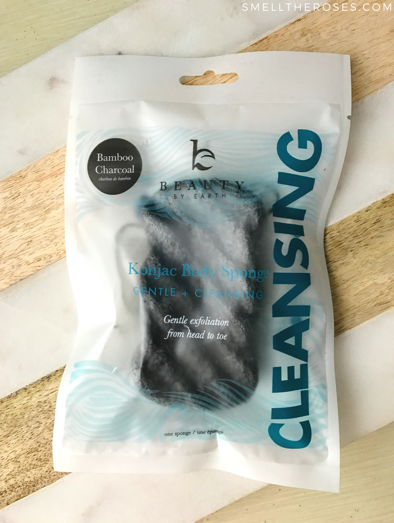 Beauty by Earth Konjac Body Sponge