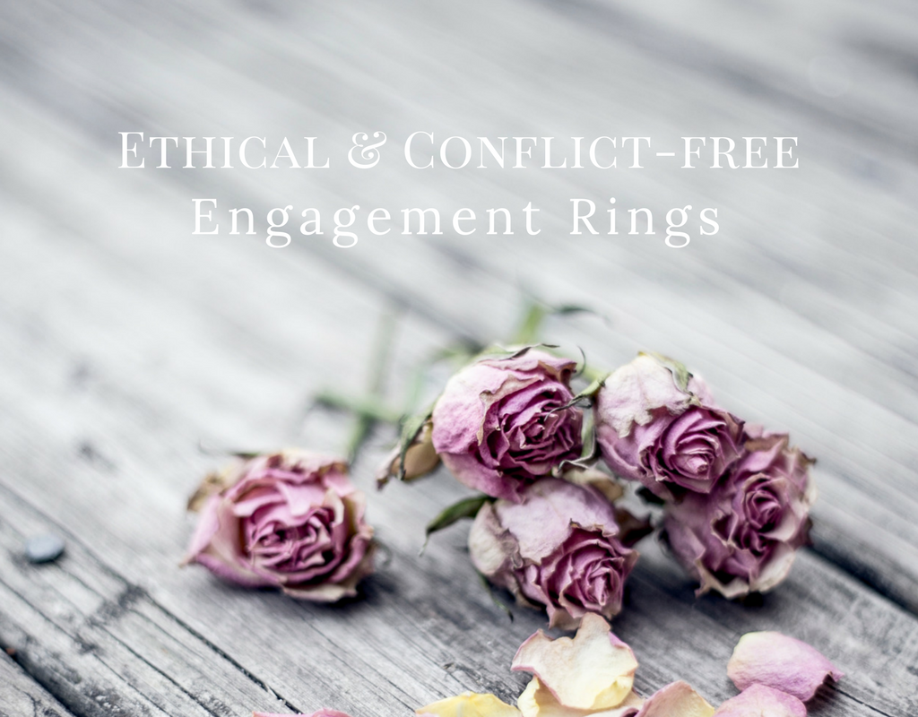Ethical & Conflict-free Engagement Rings | smelltheroses.com