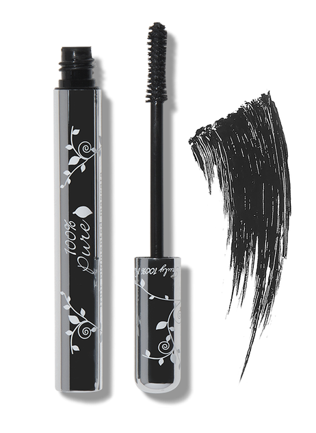100 Percent Pure Black Tea Mascara | smelltheroses.com