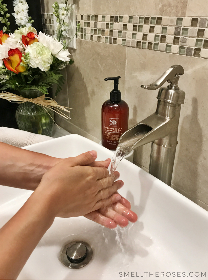 Liquid Hand Soap from Soapbox Soaps | smelltheroses.com