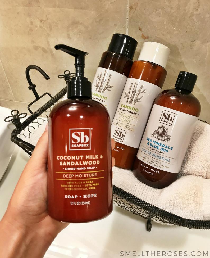 Soapbox Soaps | smelltheroses.com