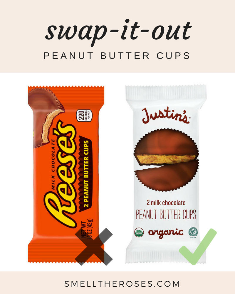 Swap out your peanut butter cups! | smelltheroses.com