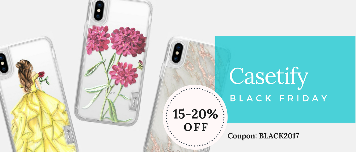 Casetify Black Friday
