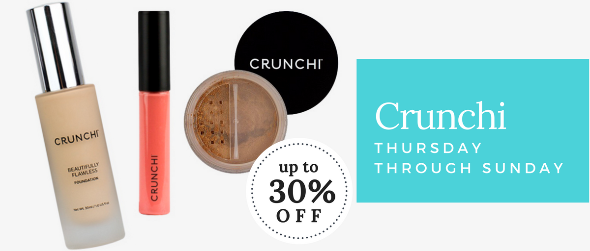 Crunchi Black Friday Sale