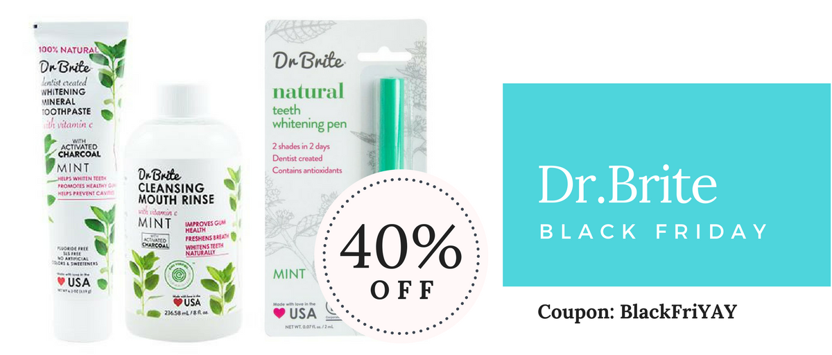Dr.Brite Black Friday