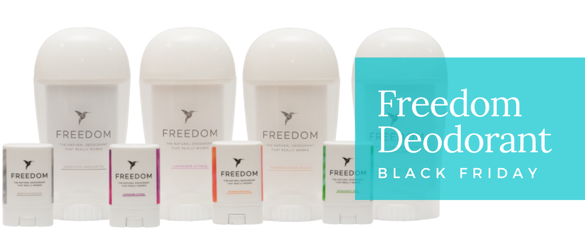 Freedom Deodorant Black Friday