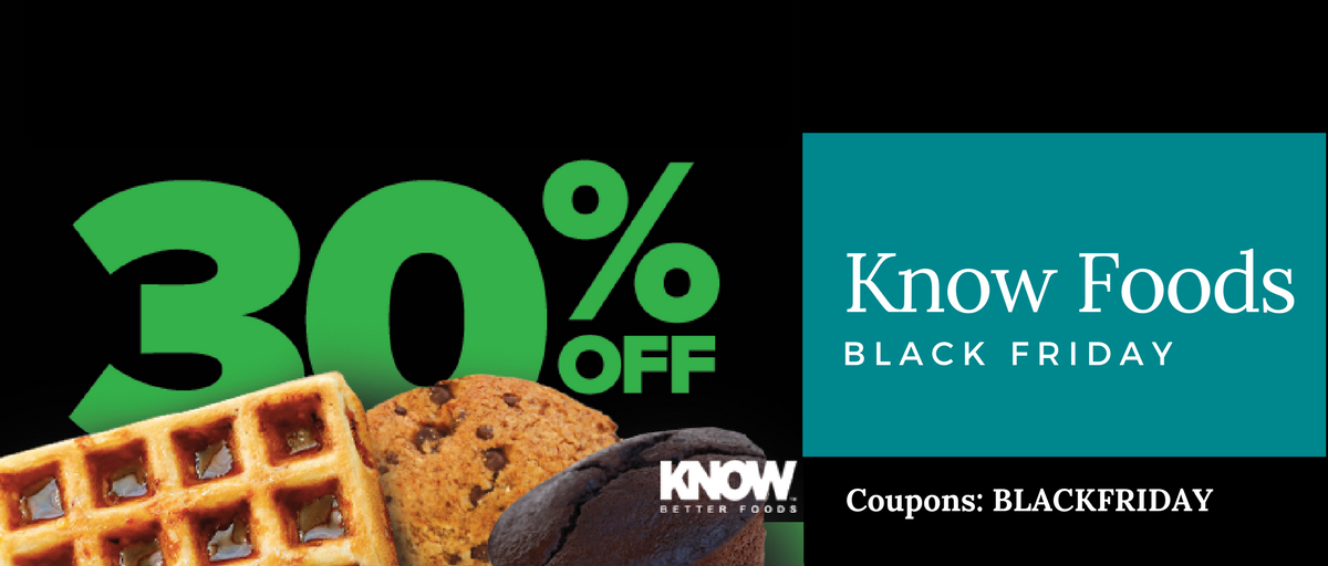 Know Foods Black Friday
