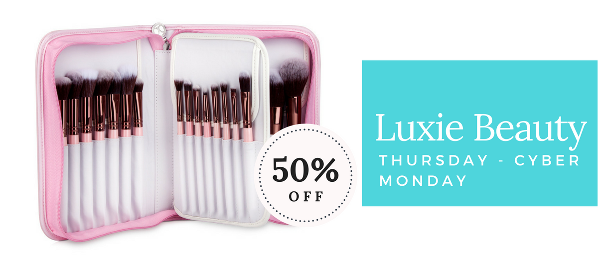 Luxie Beauty Black Friday