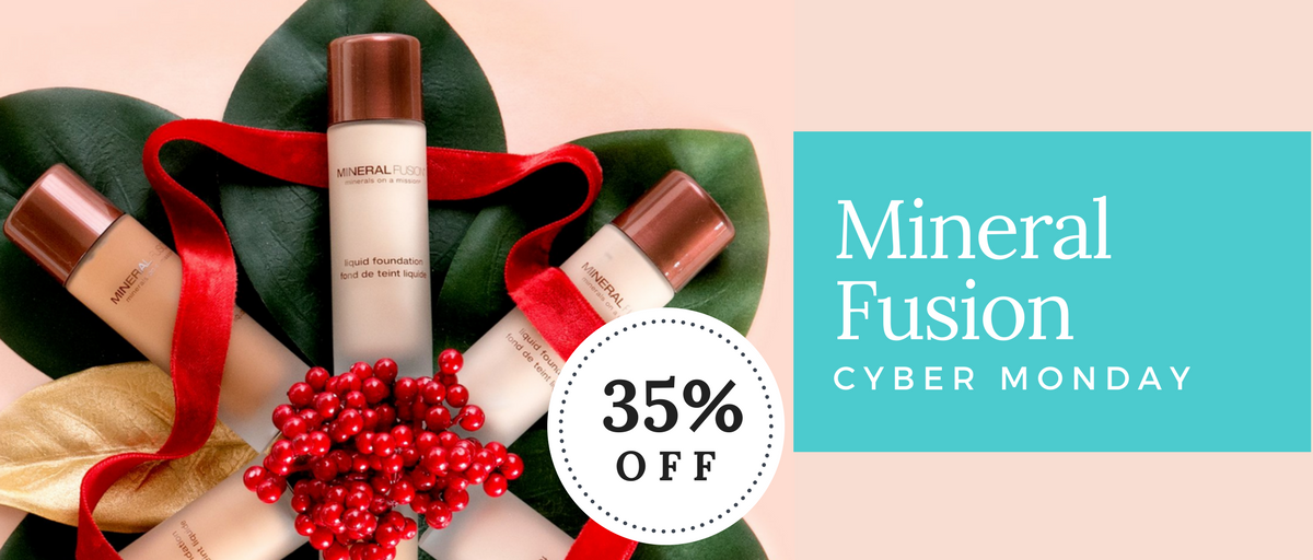 Mineral Fusion Cyber Monday