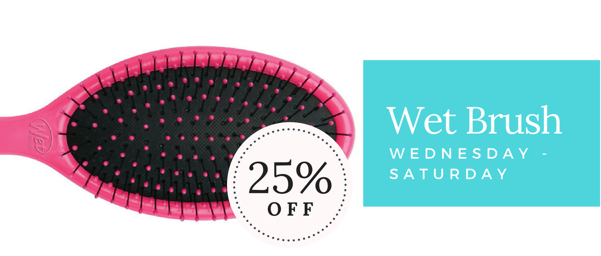 Wet Brush Black Friday